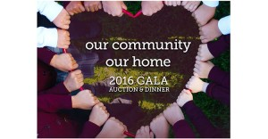 2016 Auction Gala & Dinner