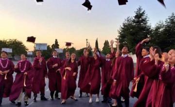 graduation from CHA