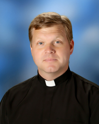 Fr. Matthew Schmitz, LC